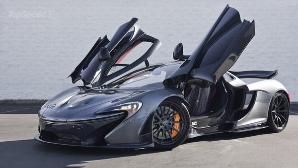 The McLaren P1s Collecting Diecast Model Cars