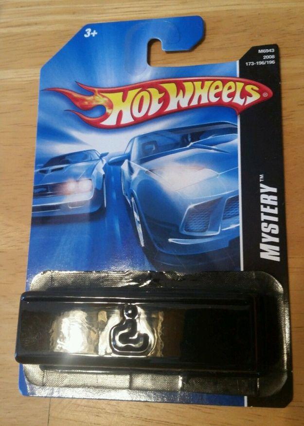 Hot Wheels Mystery Diecast Cars Error Unopened