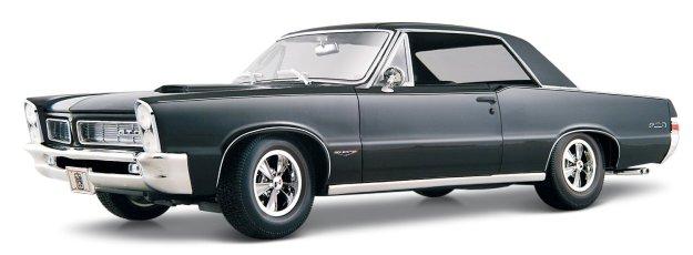 1965 Pontiac GTO Hurst Edition 1:18 Scale Diecast Cars by Maisto