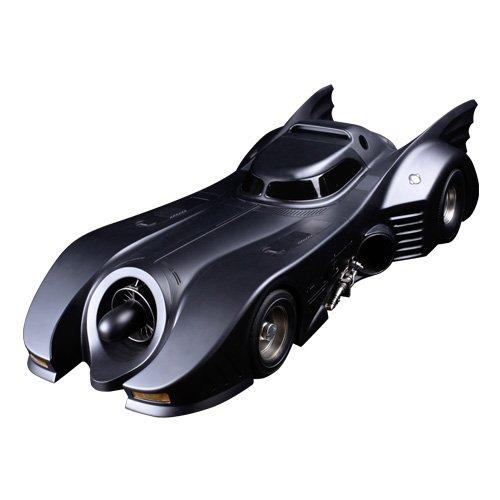 1989 Batman Hot Toys Movie Masterpiece 1/6 Scale Collectible Vehicle Batmobile