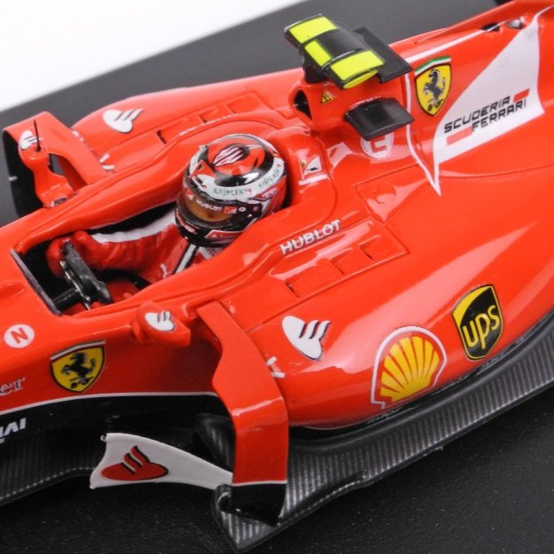 2015 Ferrari SF15-T  Formula One Bahrain GP K. Raikkonen by Look Smart