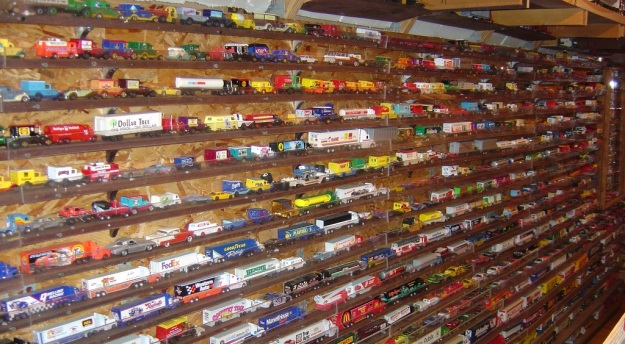 How to Storing Your Collectable Diecast Model Cars