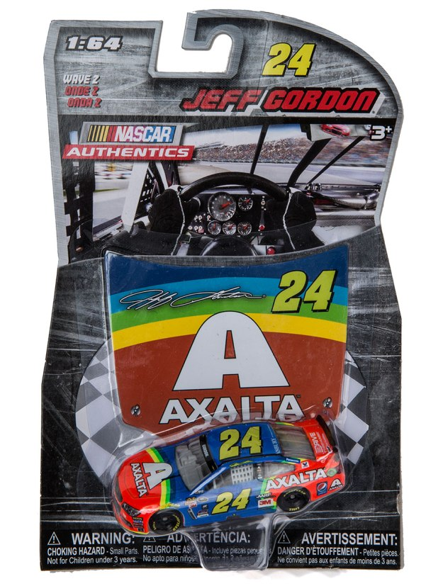 New Lionel Racing NASCAR Authentics Diecasts Products Available