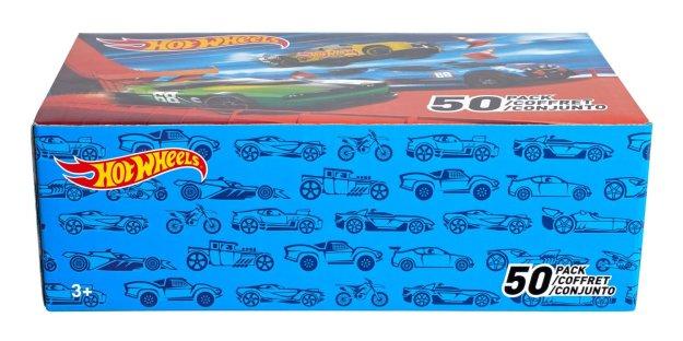 Hot Wheels Basic Car 50-Pack