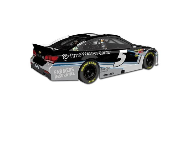 Carl Edwards Aflac Ford Fusion NASCAR Diecast Car HOTO by Lionel Racing