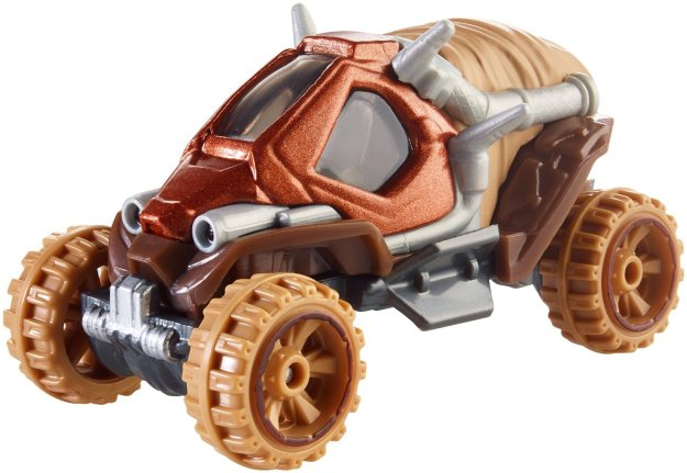 Hot Wheels Star Wars Character Car