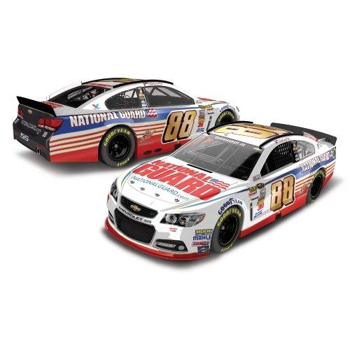 Dale Earnhardt Jr National Guard NASCAR Diecast Car 1:24 Scale HOTO by Lionel Racing