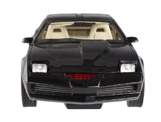 ELITE 1982 Pontiac Firebird Trans Am K.I.T.T. Kitt Knight Rider 1/18 by Hotwheels