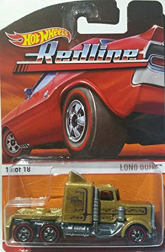 Hot Wheels Long Gone Redlines / Heritage Series