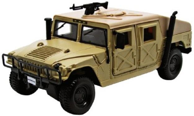 Humvee 1:27 Scale Diecast Vehilce by Maisto