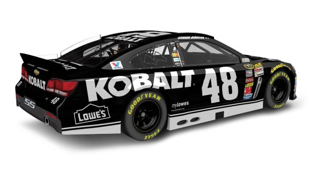 Lionel Racing Jimmie Johnson Lowe's Kobalt Tools Chevrolet SS NASCAR