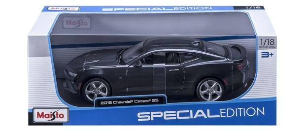 Maisto 1:18 2016 Chevrolet Camaro SS Diecast Car