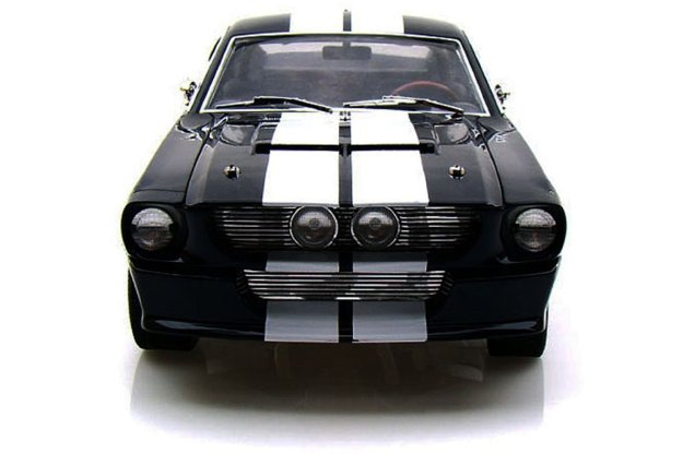 1967 Ford Shelby GT500CR 1:18 Scale Diecast Car by Shelby Collect