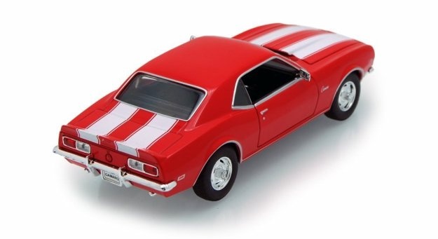 1968 Chevy Camaro Z/28 1/24 Scale Diecast Car by Welly