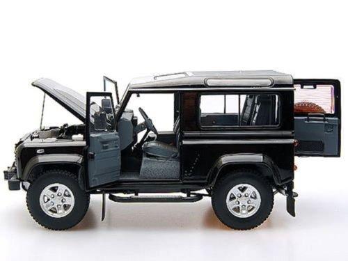 Kyosho 1:18 - 1984 LAND ROVER DEFENDER 90 Diecast Model Car