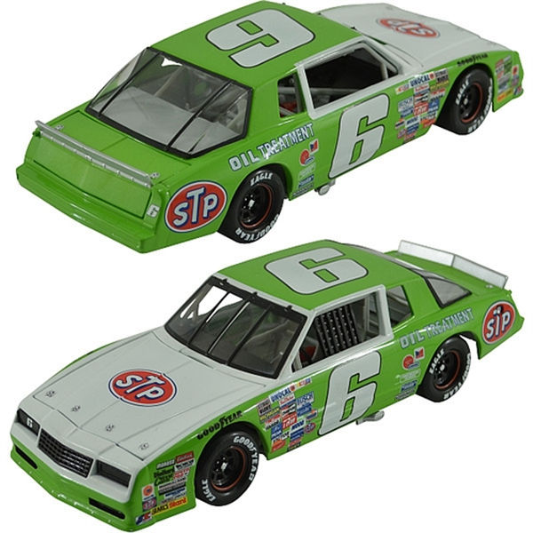 Action Racing Richard Petty '86 STP #6 Monte Carlo 1:24 Scale Diecast Car