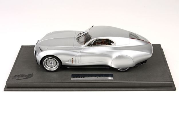 BMW Concept Mille Miglia 1:18 Scale Model by BBR