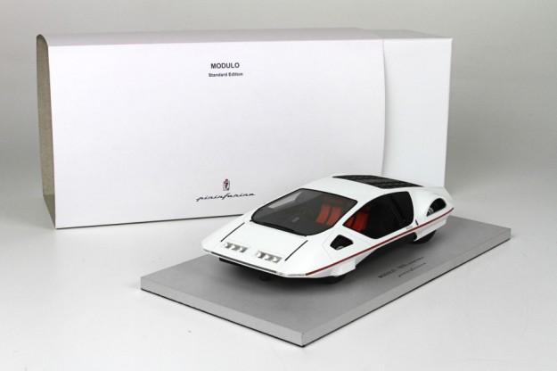 Ferrari 512S Modulo Pininfarina 1:18 Scale Model by BBR