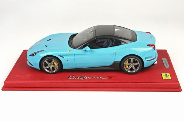 Ferrari California T 1:18 Scale Model by BBR