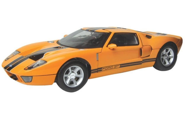 Ford GT Concept Coupe 1:12 Diecast Car by Motor Max