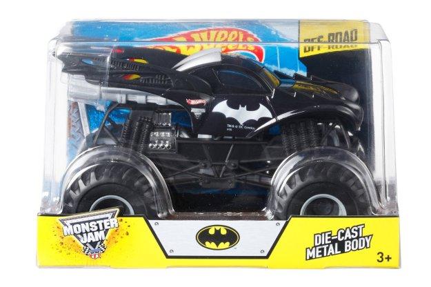 Hot Wheels Monster Jam Batman 1:24 Diecast Model Cars