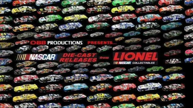Official NASCAR Diecast Cars