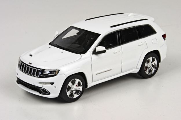Jeep Grand Cherokee 1:43 Scale Model by BBR