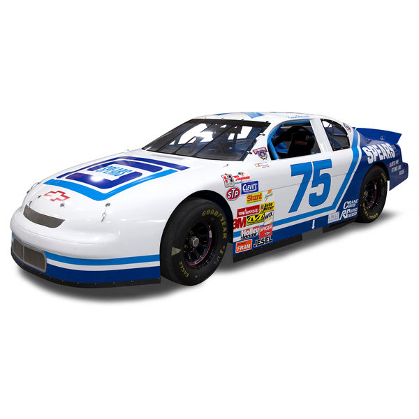 Kevin Harvick Action Racing 1998 #75 Spears Manufacturing 1:24 NASCAR West Series Championship Platinum Chevrolet Diecast Car