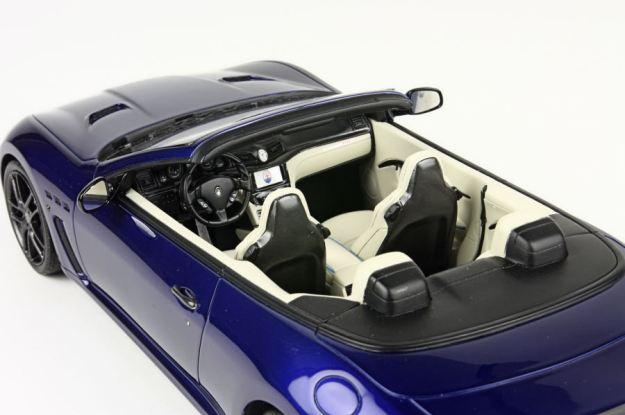 Maserati GranCabrio MC 1:18 Scale Model by BBR
