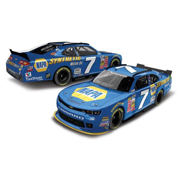 Regan Smith Napa NASCAR 2014 Special Paint 1:24 Diecast Car