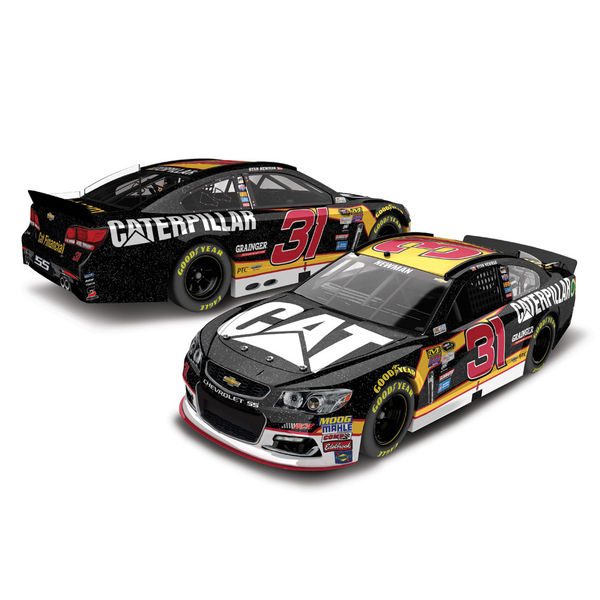 Ryan Newman Action Racing 2016 #31 CAT 1:24 Galaxy Die-Cast Chevrolet SS