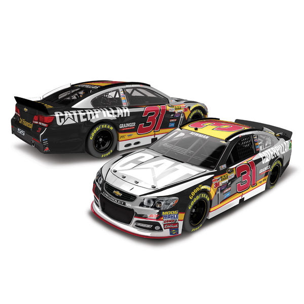 Ryan Newman Action Racing 2016 #31 CAT 1:24 Color Chrome Die-Cast Chevrolet SS