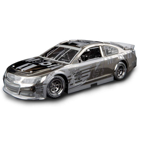 Tony Stewart Action Racing #14 Mobil 1 1:24 Icon Elite Chevrolet SS Diecast