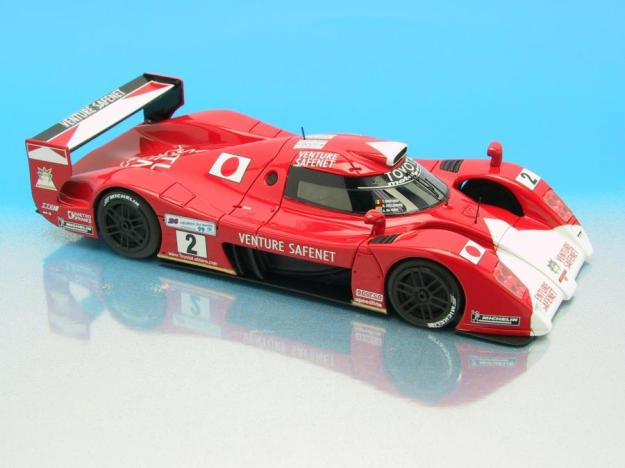 Toyota GT ONE GTP 1:43 Scale by BBR