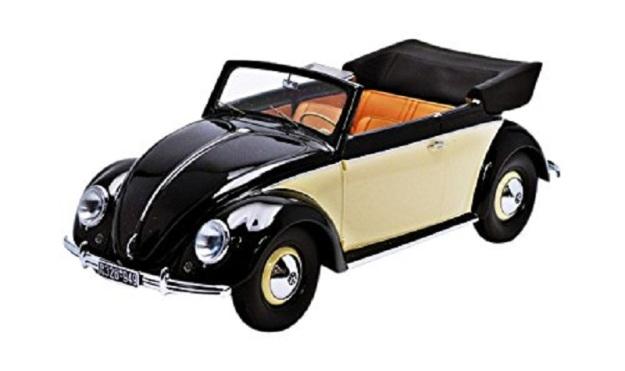 1949 Volkswagen 1200 Cabriolet by Minichamps