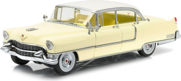 1955 Cadillac Fleetwood Series 60 Hardtop by Greenlight