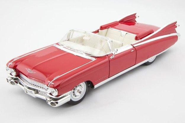 1959 Cadillac ElDorado by Maisto Diecast Models