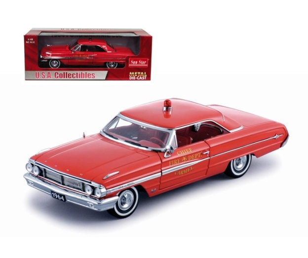 1964 Ford Galaxie 500 Firechief by SunStar