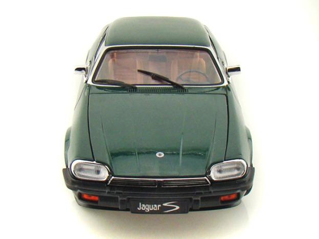 1975 Jaguar XJS Diecast by Yat-Ming