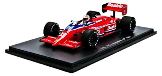 1985 Beatrice Lola THL1 Formula One Jones #33 by Spark