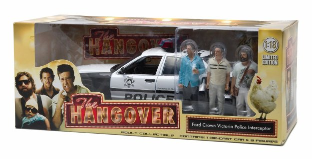 2000 Ford Crown Victoria Police Interceptor The Hangover by Greenlight Hollywood