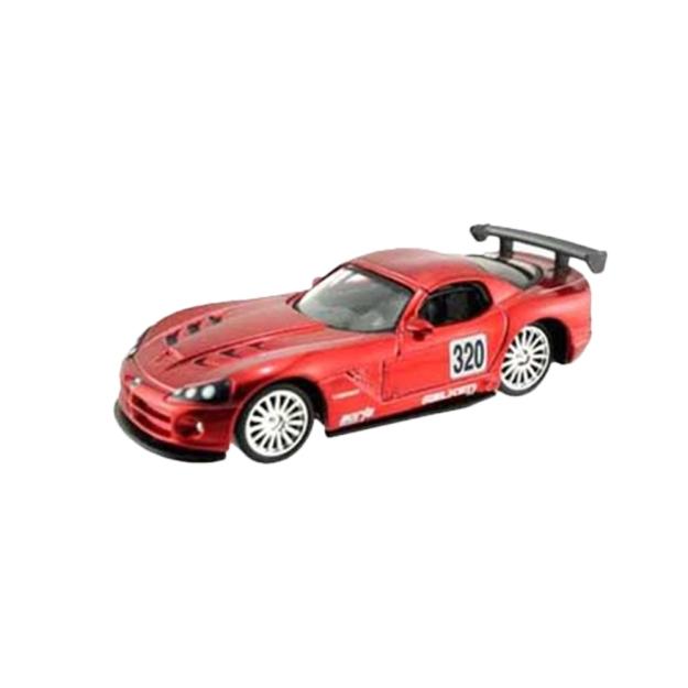 2008 Dodge Viper SRT10 Racing Diecast Car by Jada