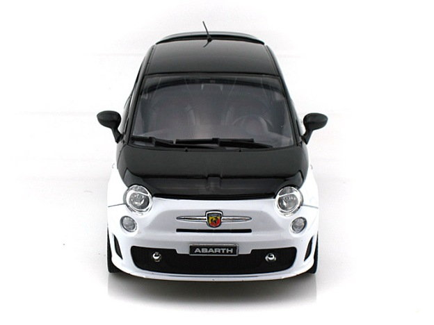 Abarth Fiat 500 Diecast Car by MotorMax