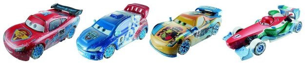 Cars Ice Racers Moscow Race Vehicle Diecast Toy Cars by Disney Pixar