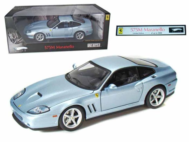 Ferrari 575 MM Superamerica Bad Boys 2 by Hot Wheels