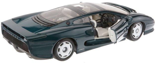 Jaguar XJ220 Diecast by Maisto Diecast Models