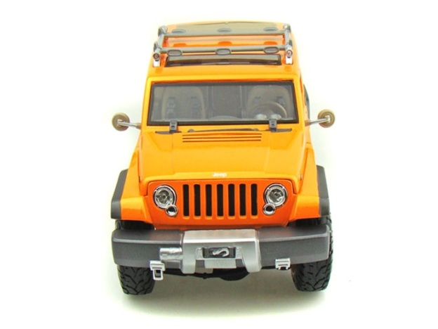 Jeep Rescue Concept by Maisto Diecast Models