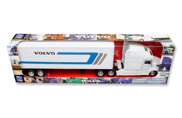 Volvo VN-780 Trailer Diecast Car NewRay