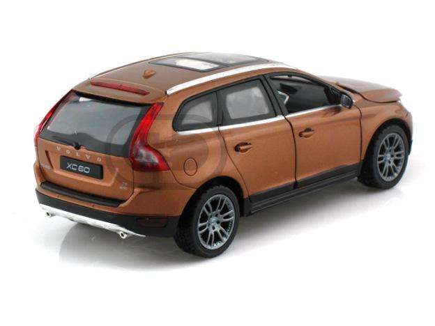 Volvo XC60 Diecast Car by RaStar